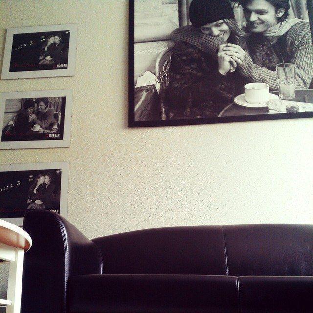 Blogger's room