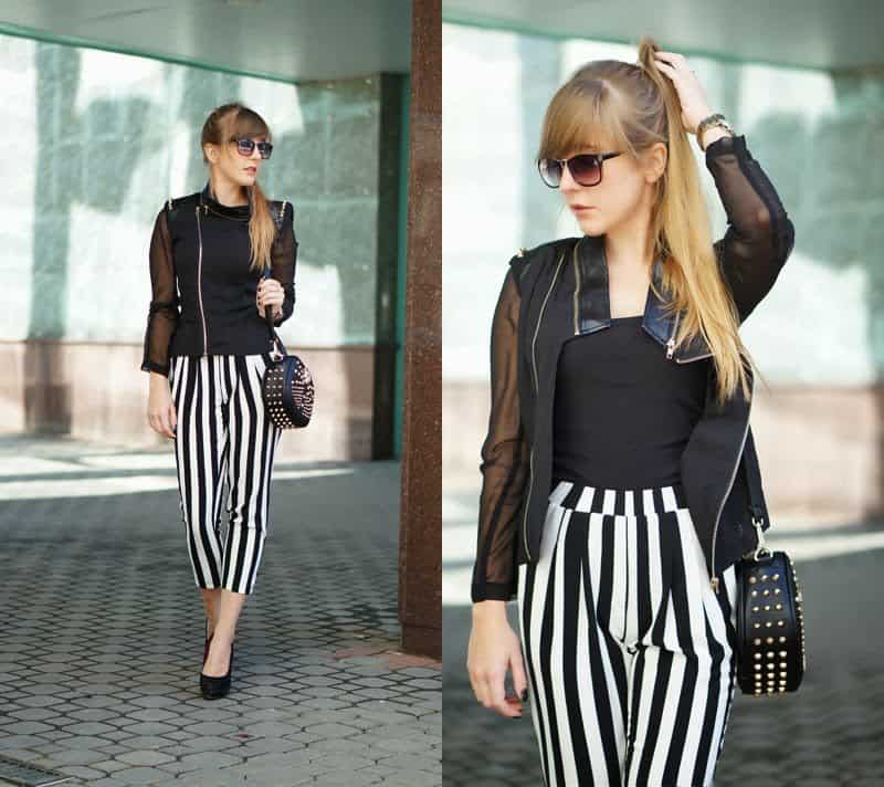 Studs and stripes