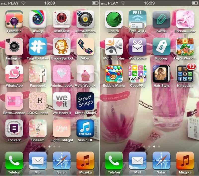 Najlepsze aplikacje na iPhone oraz jak zmienić ikony w iPhone