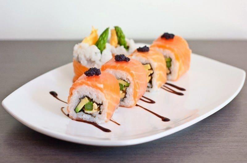 5 mitów o sushi