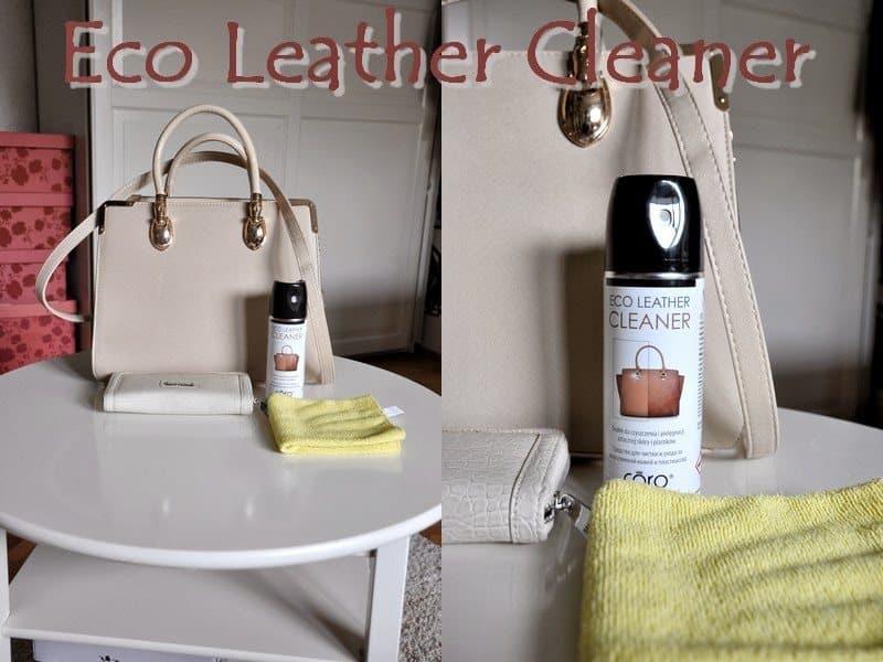 Czym czyścić torebki z eko skóry?