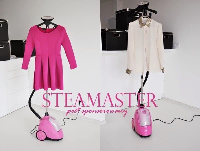 Steamaster prasowacz parowy – opinia o produkcie