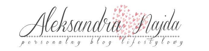 Lifestylowy blog o modzie i podróżach - aleksandranajda.com