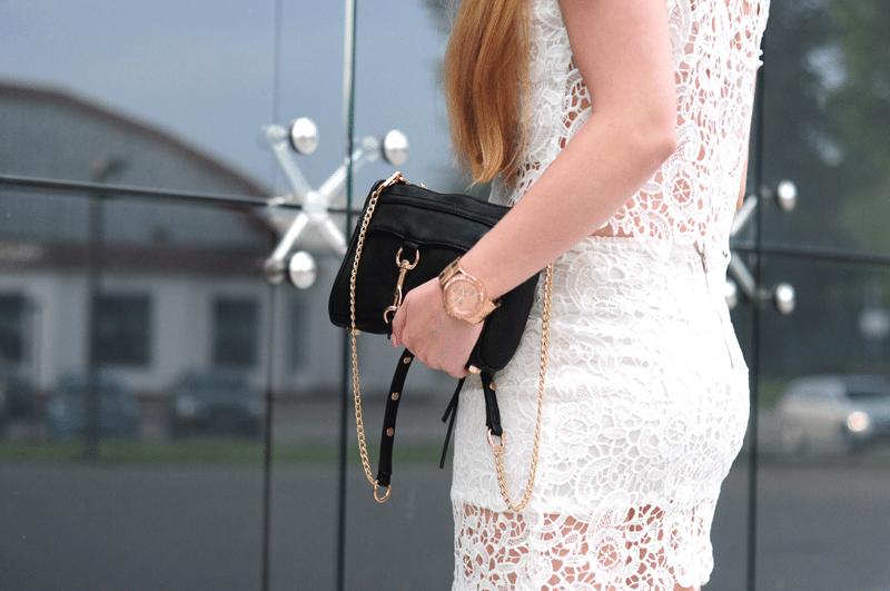 Koronkowy komplet – subtelny garnitur z sheinside