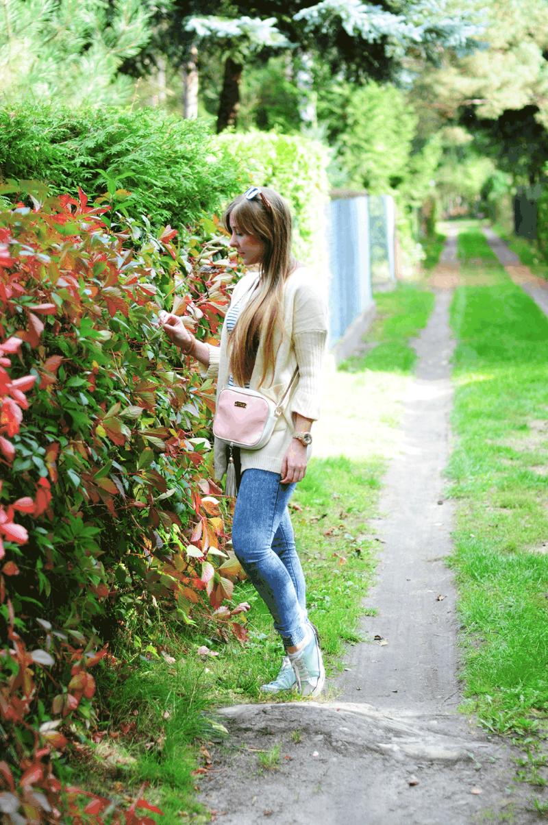 złota jesień zestaw na spacer jesienny