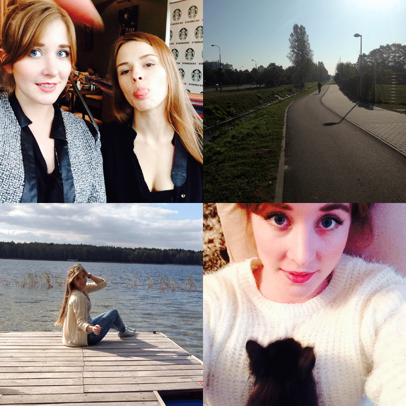 wilanów starbucks spotkanie dla blogerek kot mariana