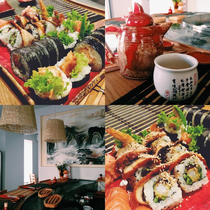 Takami sushi Lublin najlepsza restauracja z sushi w Lublinie