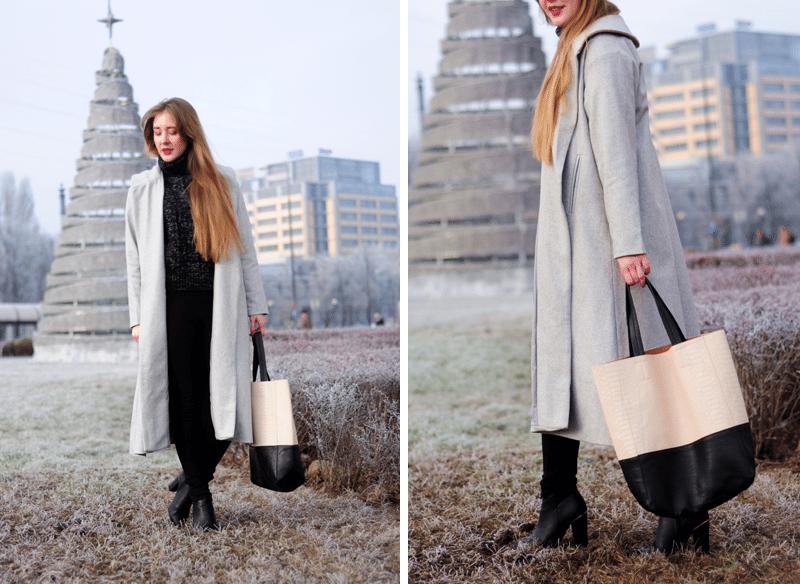Maxi płaszcz z sheiniside, który ma każda blogerka!