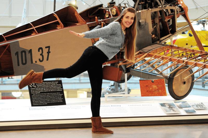 samolot muzeum techniki wiedeń vienna