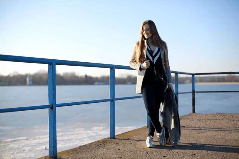 ootd wiosna blogerki marieantoinette