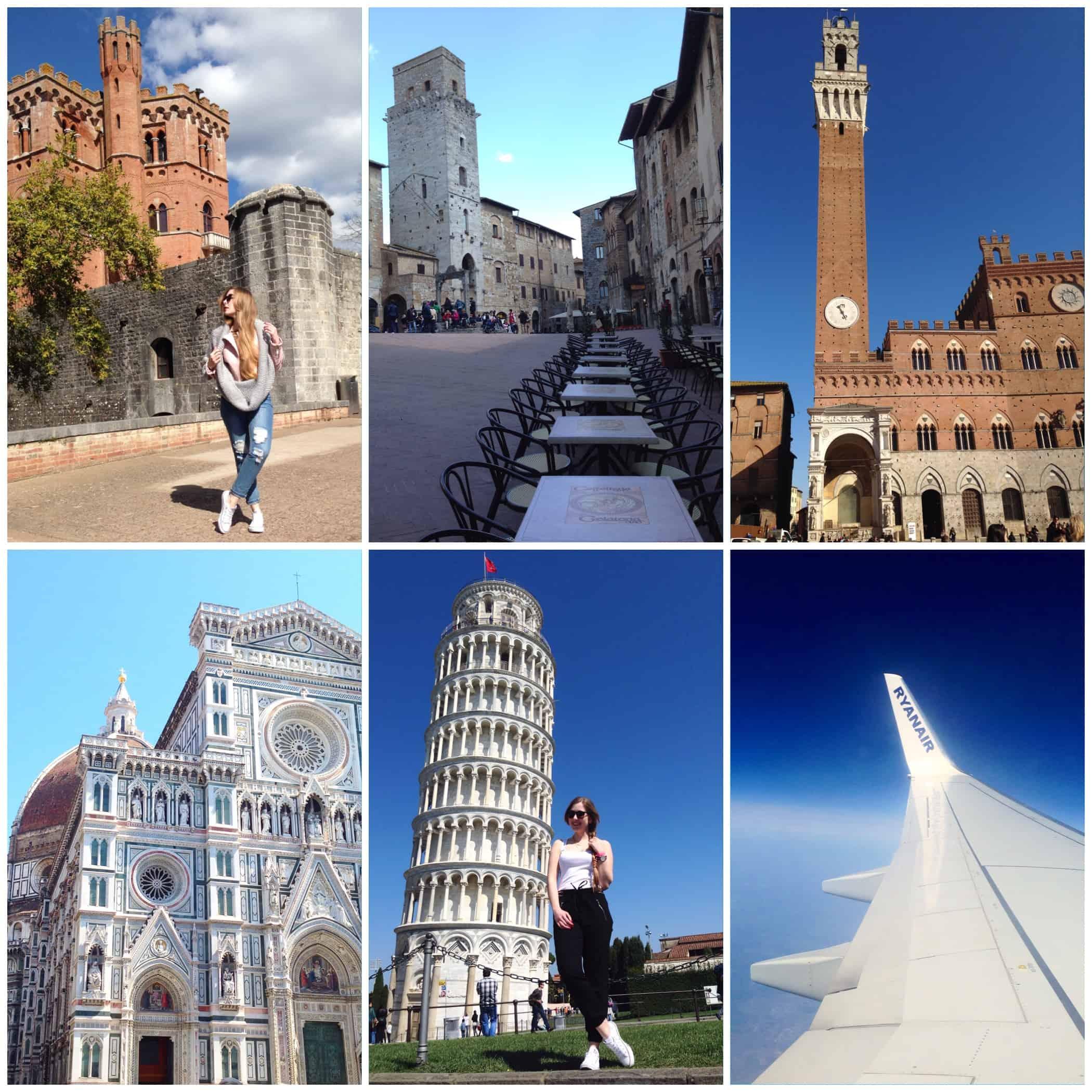 Jak tanio zorganizować podróż po Toskanii