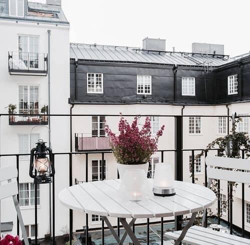 Jak stworzyć idealny balkon? #inspiracje