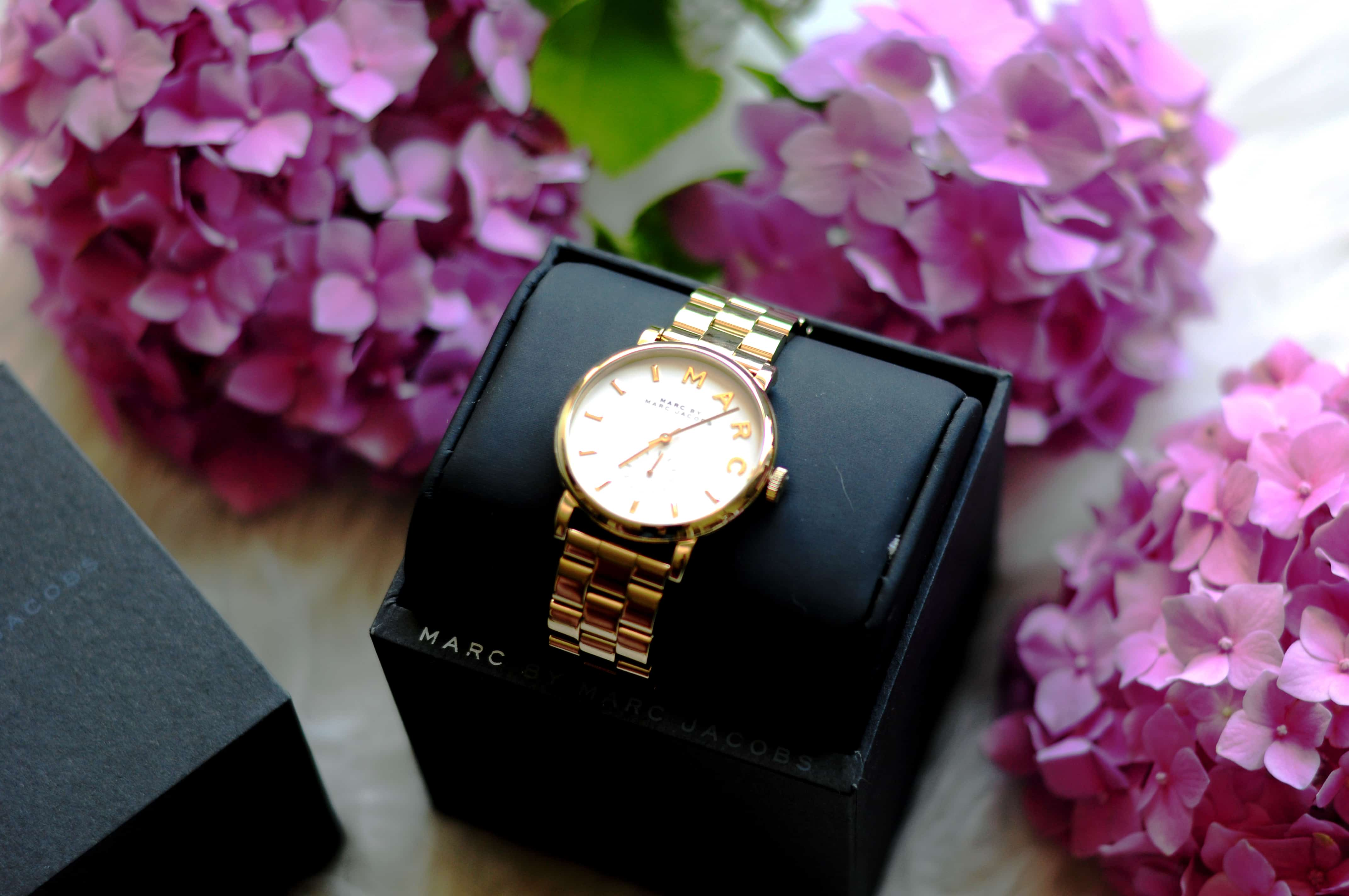 New in: wymarzony zegarek MARC BY MARC JACOBS BAKER WATCH via Shopbop. Po czym poznać oryginalny zegarek?