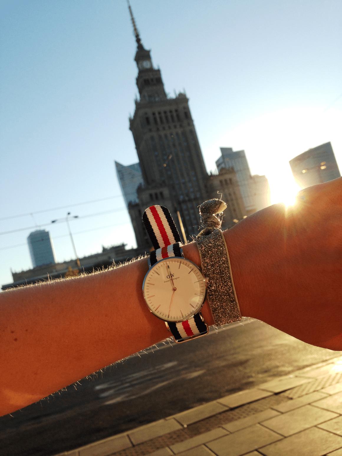 daniel wellington warszawa warsaw classic timeless watch