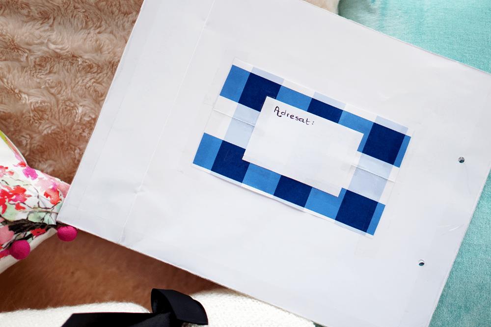 diy koperty wyprzedaż szafy blogerki