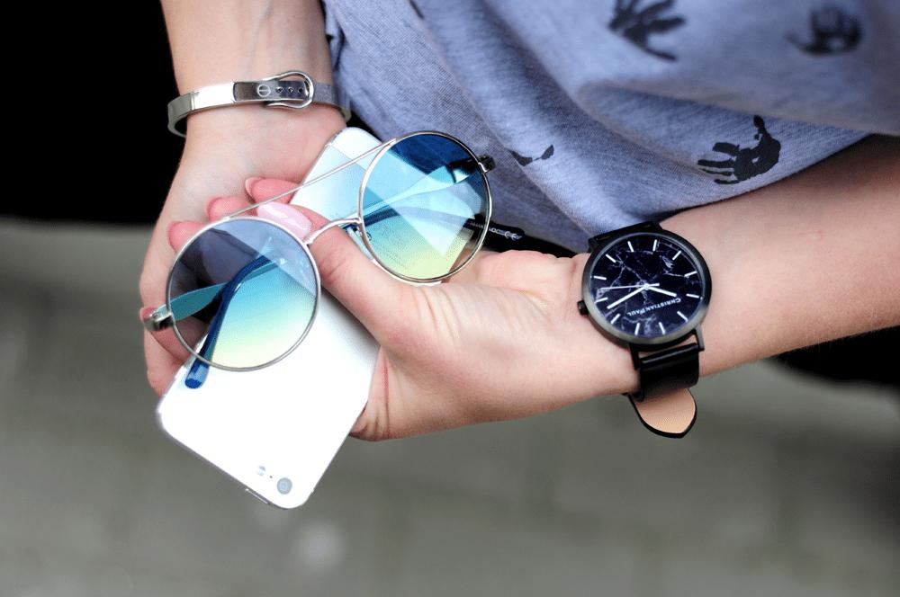 okulary amiclubwear zegarek christianpaul watch