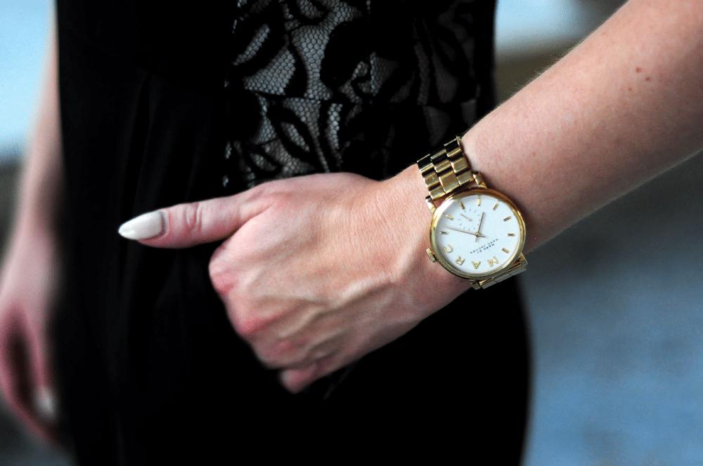 zegarek marc jacobs baker watch