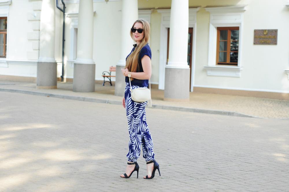 zestaw na lato ootd blog o modzie