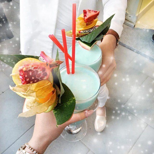 Wczoraj drinks w cocktailbarmax z aniamaluje a dzis jestem chorahellip
