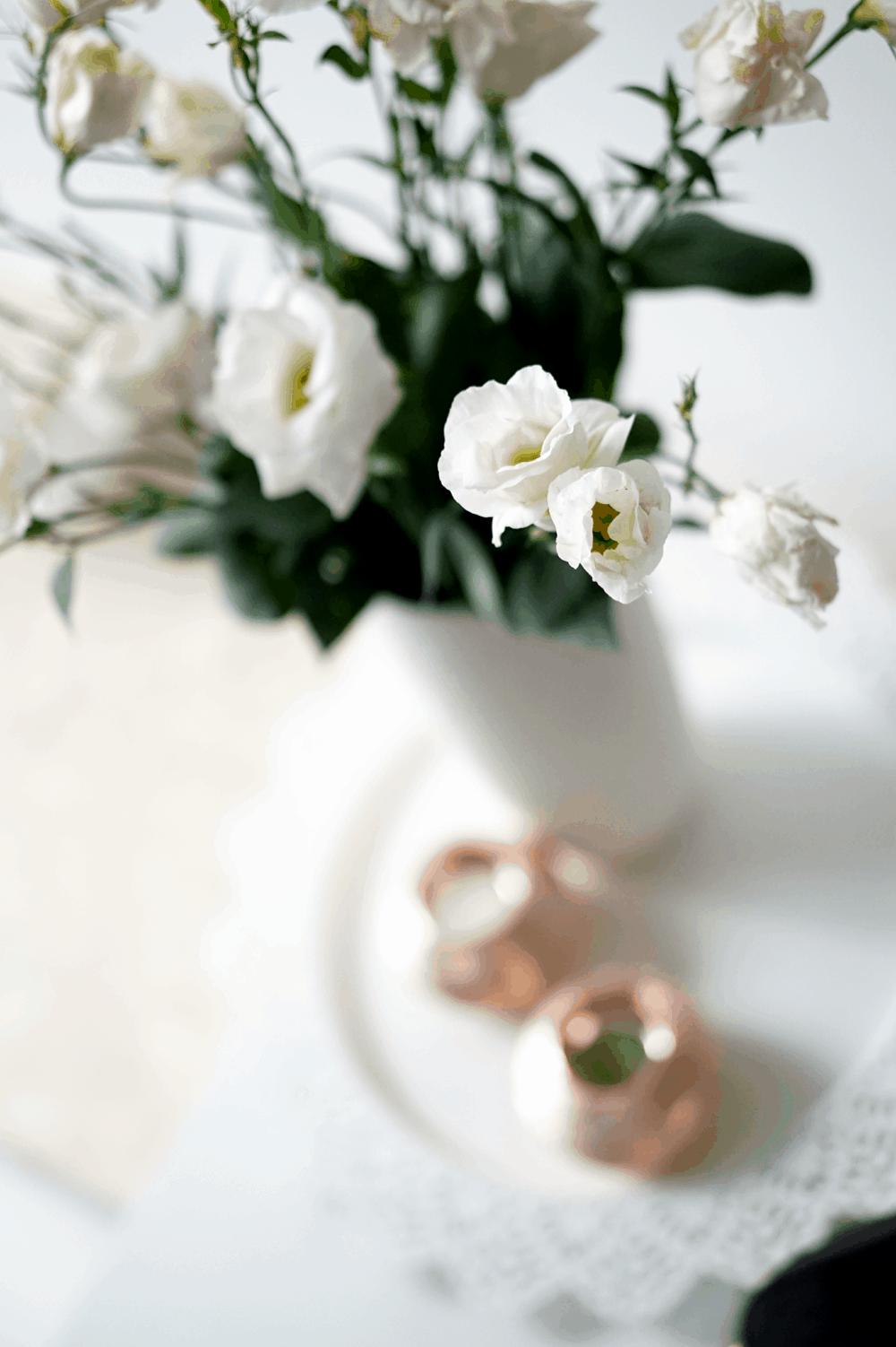 kwiaty wazon F&F