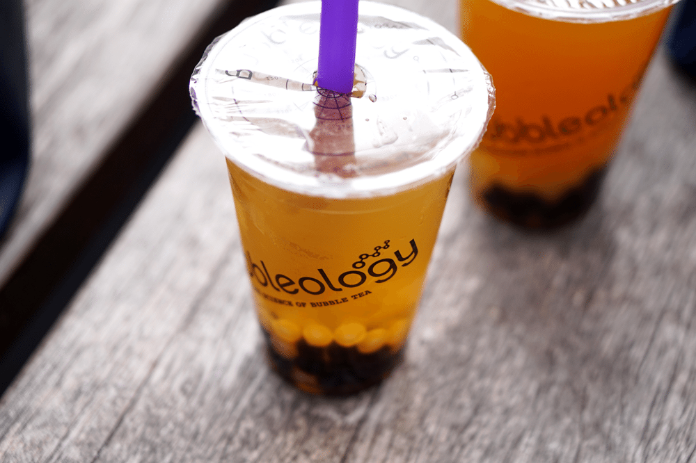 bubble tea warszawa bubbleology