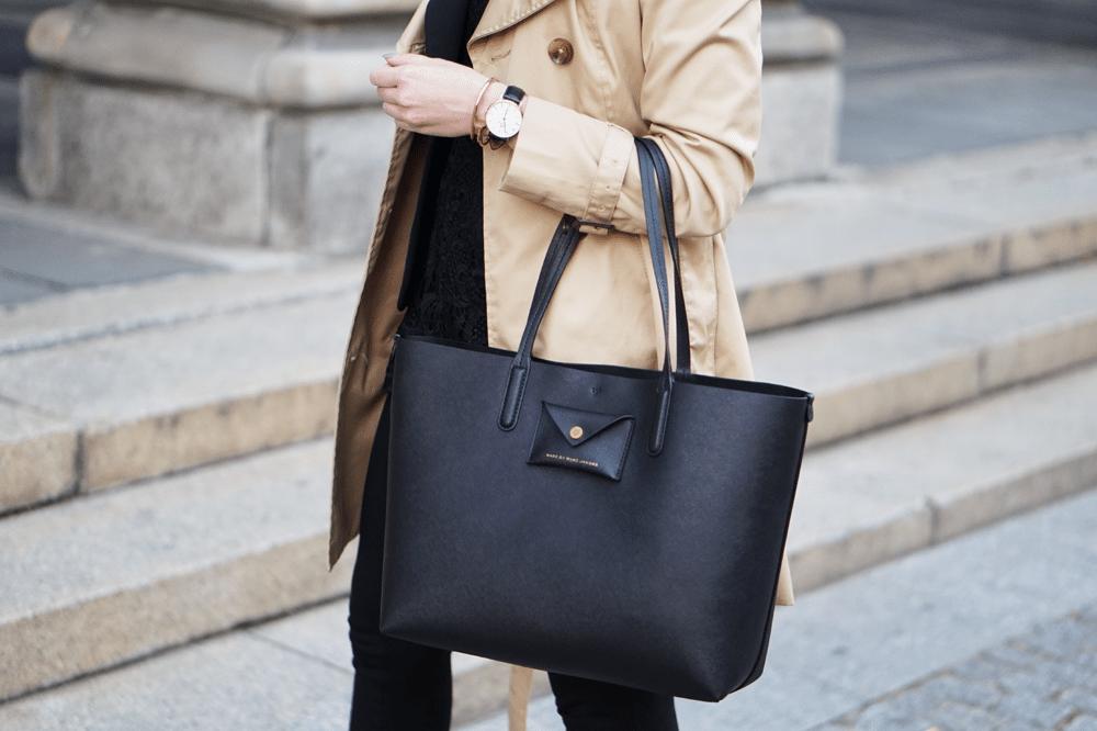 torba marc by marc jacobs czarna