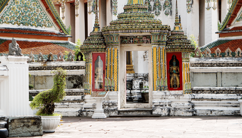 świątynia bangkok