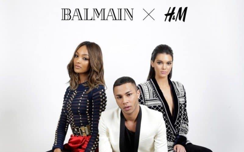 Jak wygląda kolekcja Balmain dla H&M w rzeczywistości? Realne zdjęcia ubrań z najnowszej kolekcji