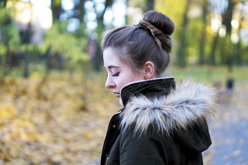 jesienny portret