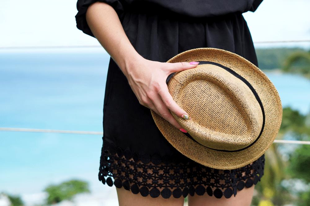 słomkowy słomiany kapelusz tajlandia