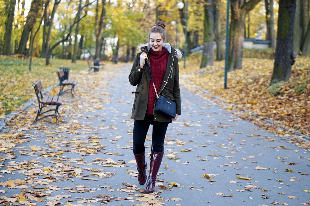 spacer w saskim lublin, blogerki z lublina