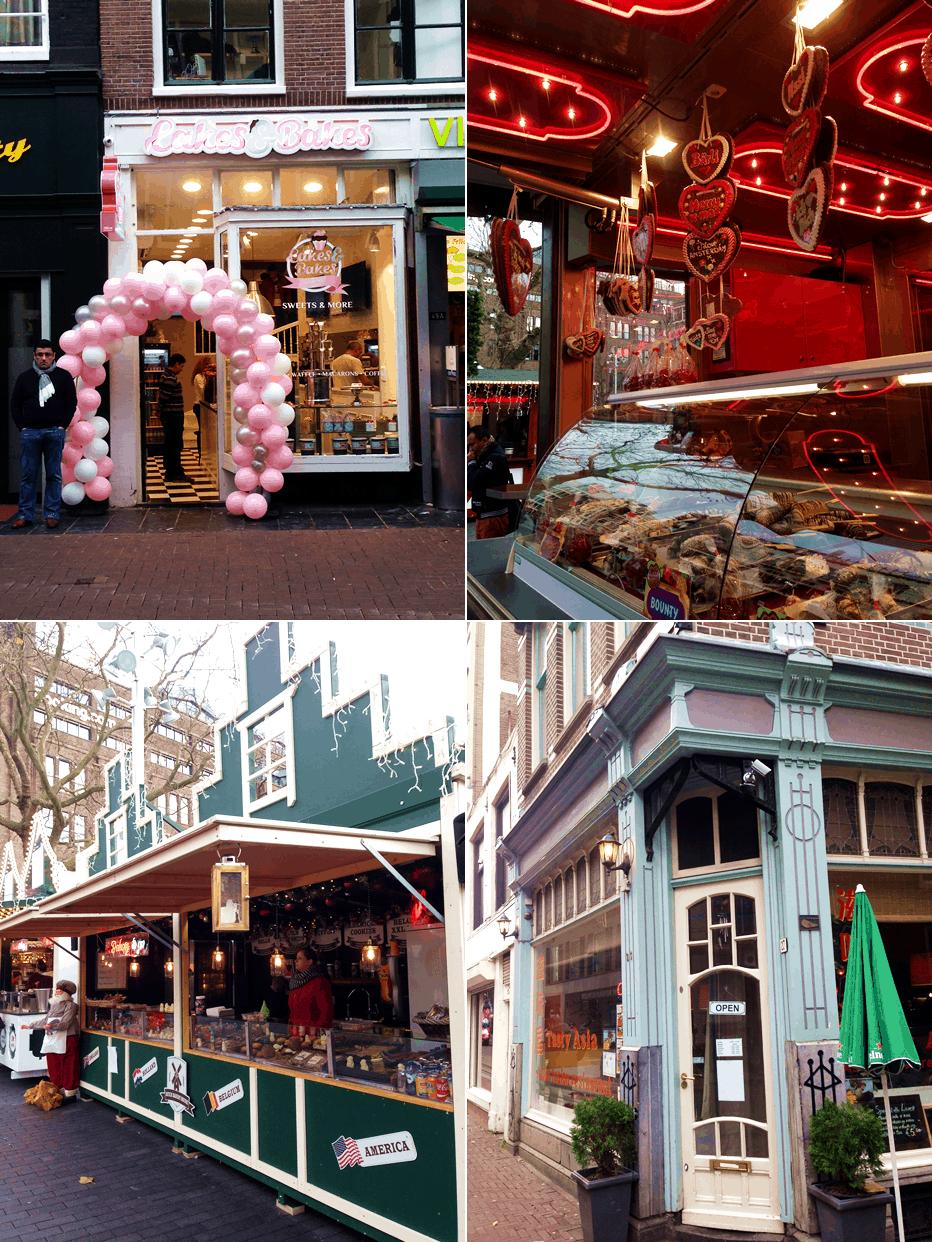 świąteczne jarmarki w amsterdamie