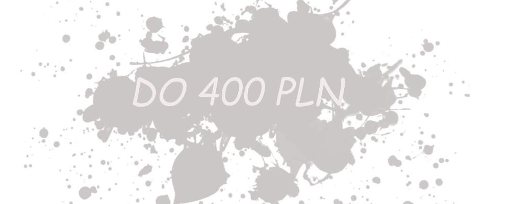 PREZENTY POD CHOINKĘ DLA KOBIET DO 400 ZŁ
