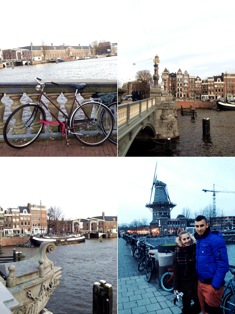 nasz weekend w amsterdamie
