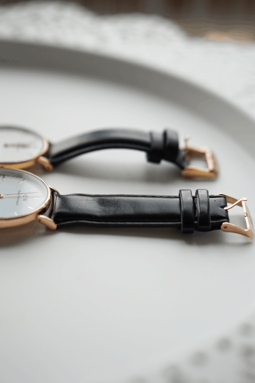 pasek zegarka daniel wellington czym sie różni oryginał od podróbki