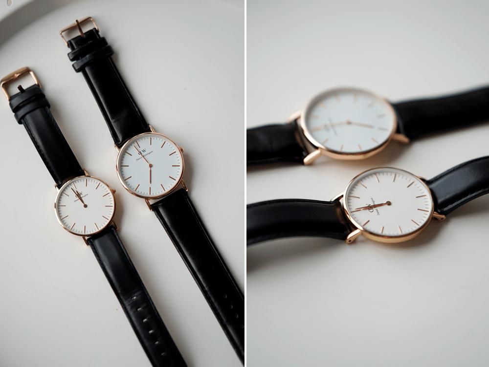 porównanie dw zegarki daniel wellington podóbka oryginał