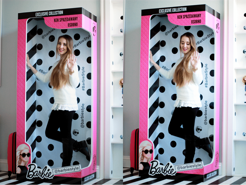 barbie showroom 1