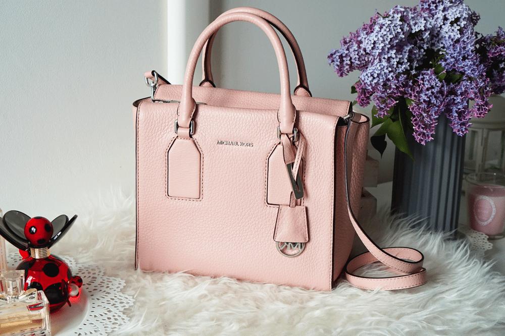 MICHAEL Michael Kors Selby medium satchel – recenzja torebki