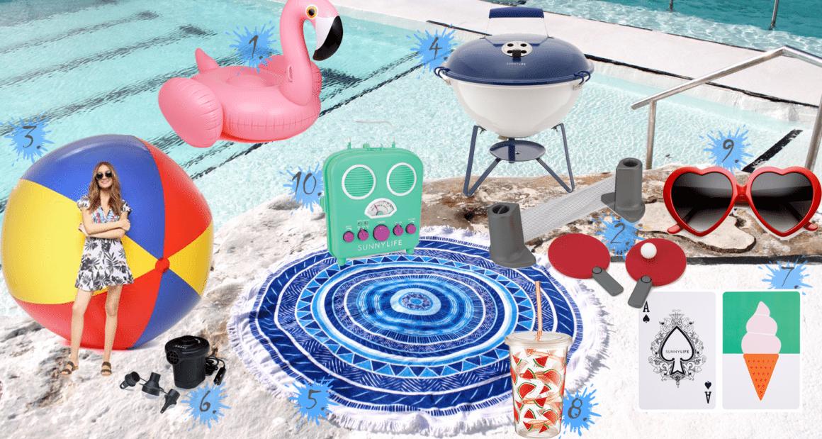 10 gadżetów na plażę które umilą Ci wakacje