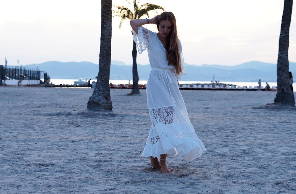 romantyczna sukienka shein