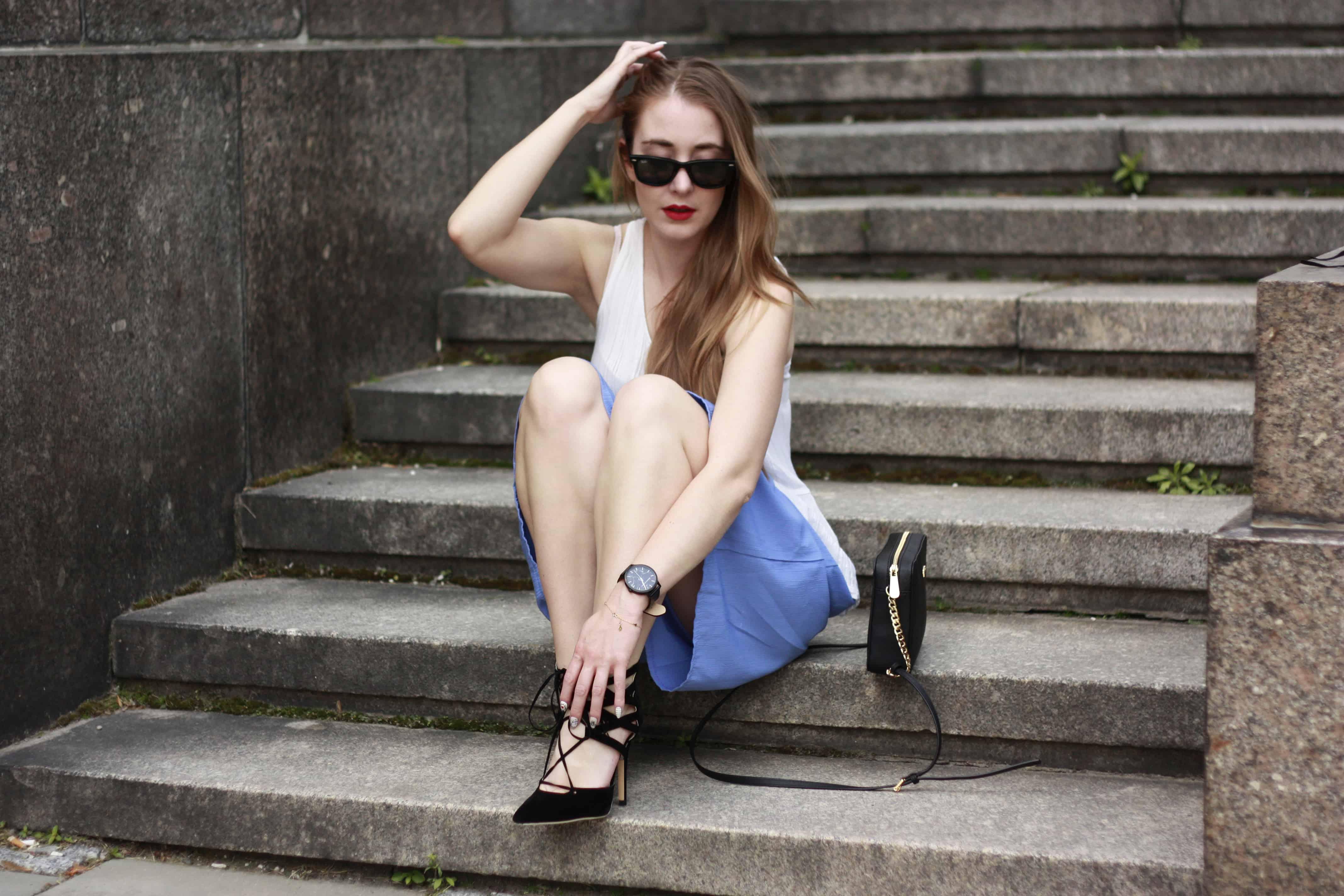 Spódnico-spodnie, czyli słynne culottes w stylizacji