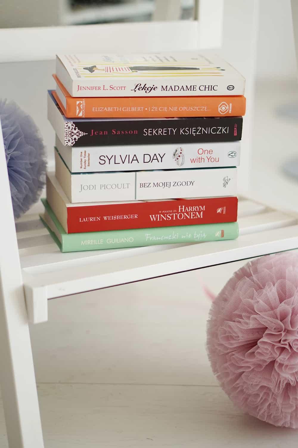 Moja jesienna lista książek czyli co planuję przeczytać w październiku?