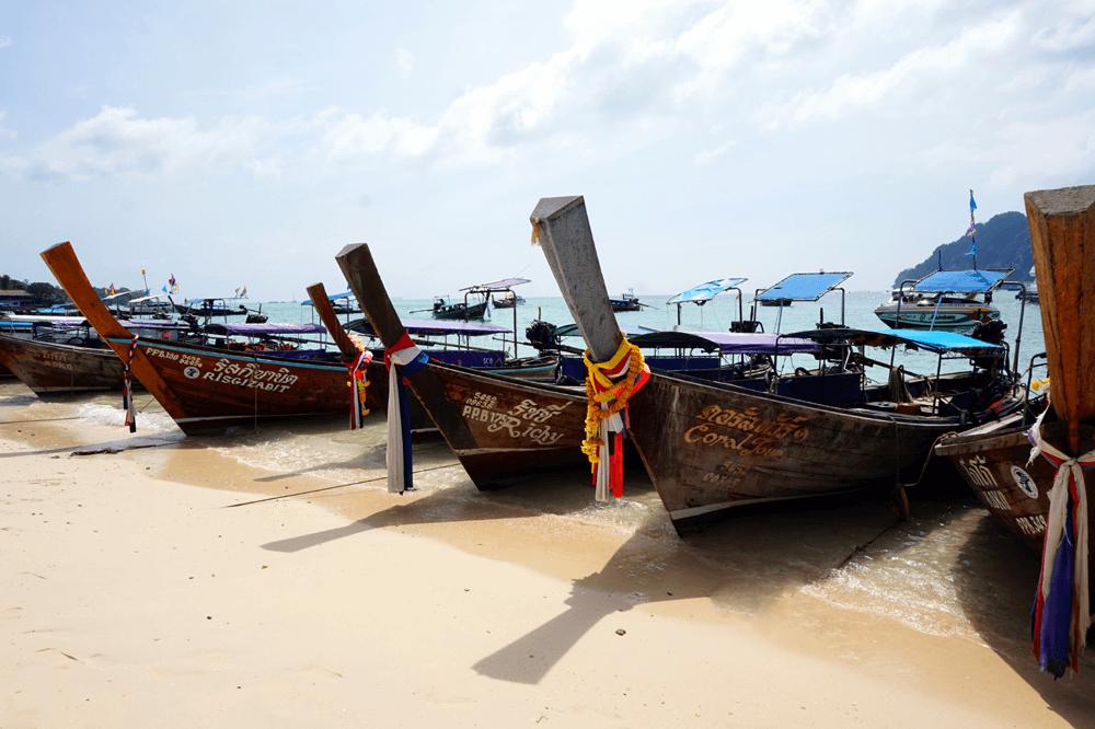 Ko Phi Phi – nasze wrażenia z najsłynniejszych wysp w zasięgu Phuket