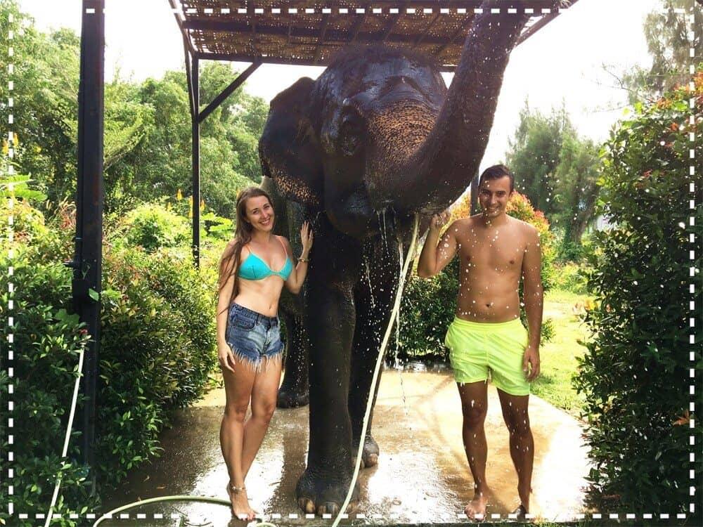 Jeździłam na słoniu. Dlaczego?