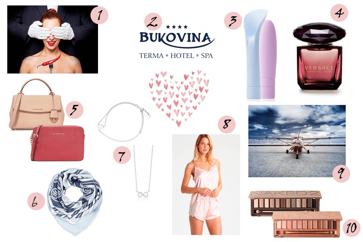 10 najlepszych prezentów na Walentynki i Dzień Kobiet