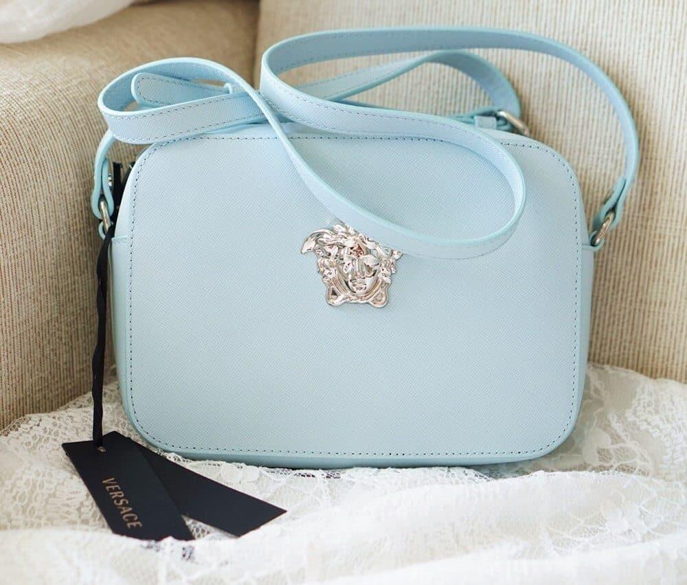 Versace Medusa Cross Body Bag – nowość w mojej szafie + okazja na upolowanie markowych produktów 25% taniej!