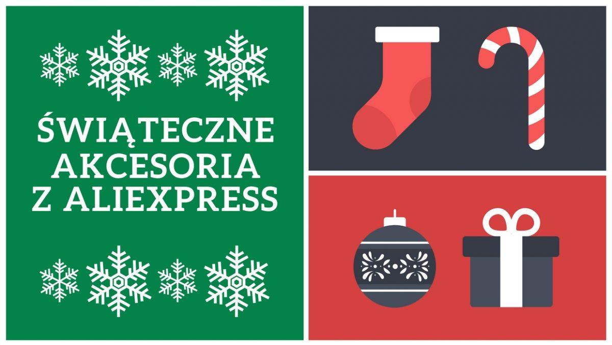 50 świątecznych rzeczy, które za chwilę zamówisz na Aliexpress: Boże Narodzenie 2017!