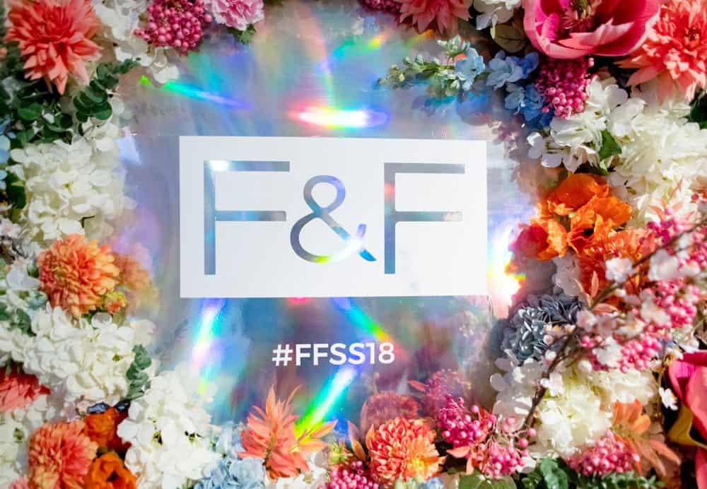 Pokaz kolekcji SS18 marki F&F w Londynie