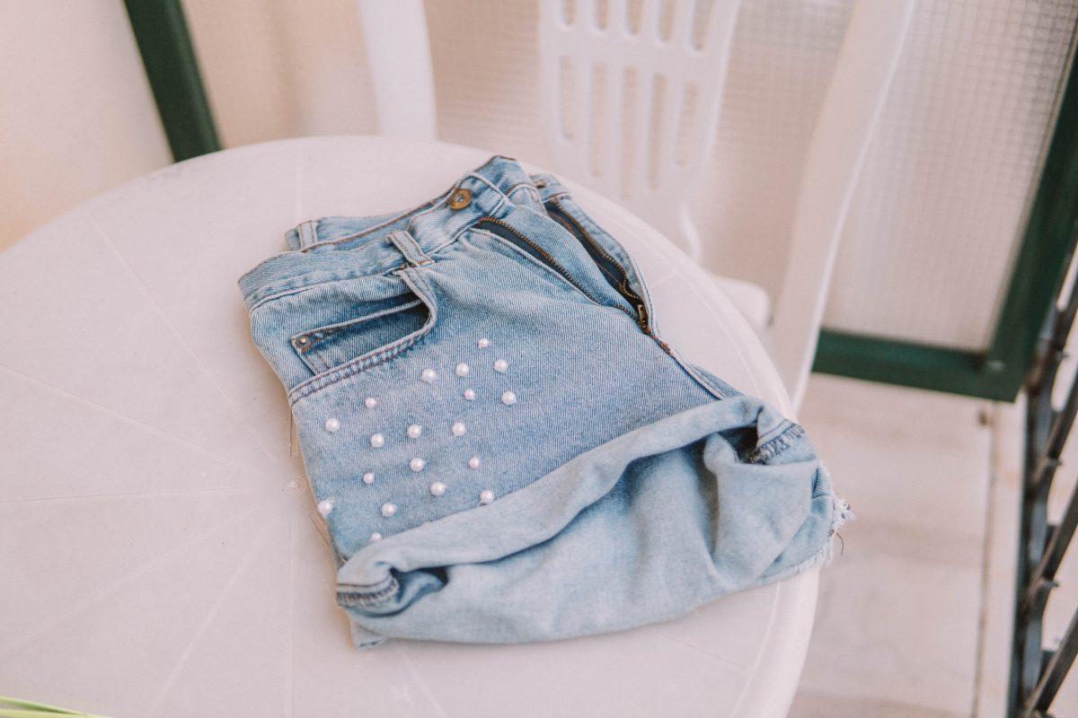 Piąte życie jeansowych szortów