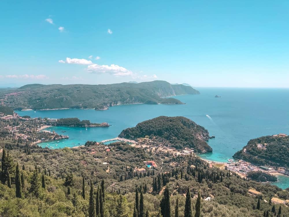 Najpiękniejsze miejsca Korfu czyli gdzie jechać na wycieczkę